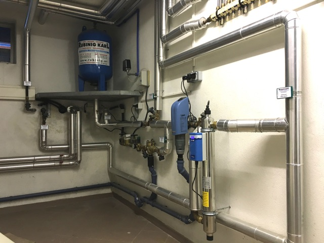 Trinkwasseraufbereitungsanlage