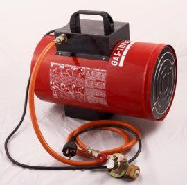 Gasturboheizer  12 kW